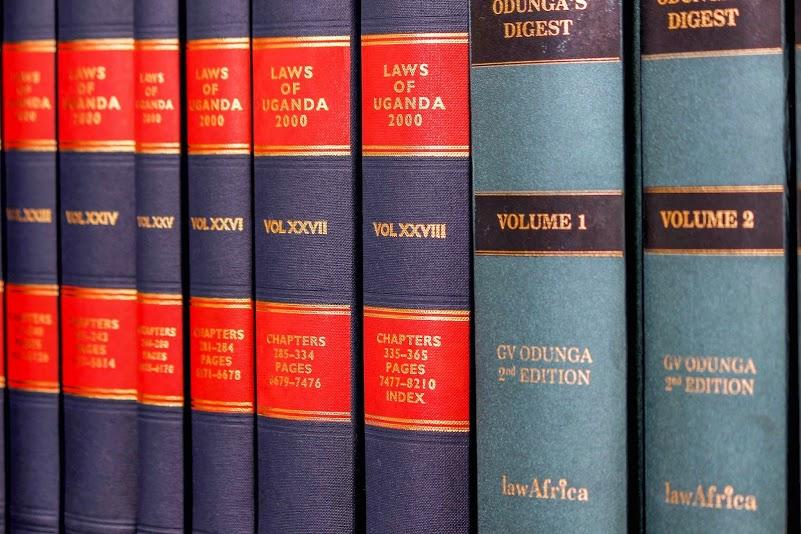 Laws of Uganda.