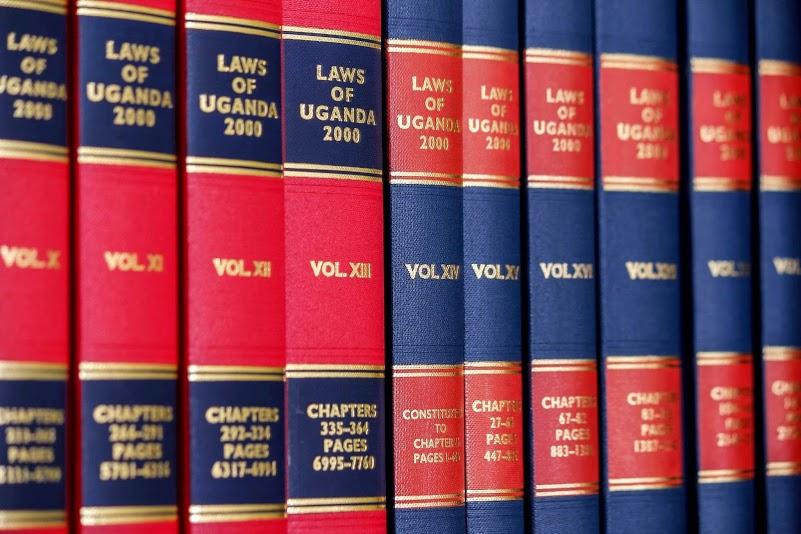 Laws of Uganda